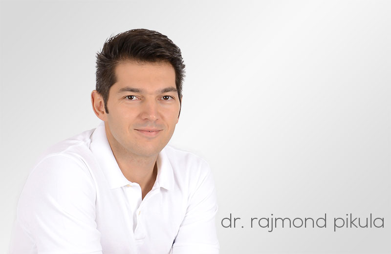 Dr Pikula Portrait